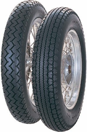 5.00 -16 TT 69 S Fat Avon Safety Mileage MK II AM7 Tire