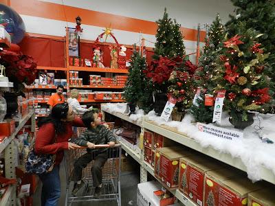 Lleg la navidad a mi casa con home depot mam noticias for Home depot productos