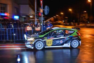 Marco Tempestini si Toni Avram - Ford Fiesta R5 - Tess Rally 2015