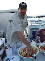 Ed's Low Country Boil on Dock 2 at Reynolds Park, Green Cove Springs, FL.
