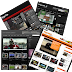 Blogger templates : BloggerTube all versions V1,V2,V3,V4