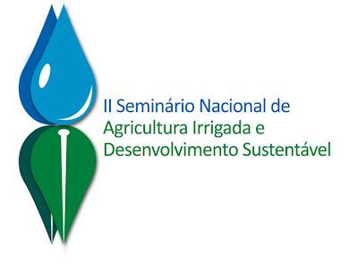 II Seminário Nacional de Agricultura Irrigada e Desenvolvimento Sustentável -  6 a 7 de junho  Parque de Exposições da Gameleira  Expominas   Belo Horizonte  Minas Gerais   http://www.superagro2013.com.br/