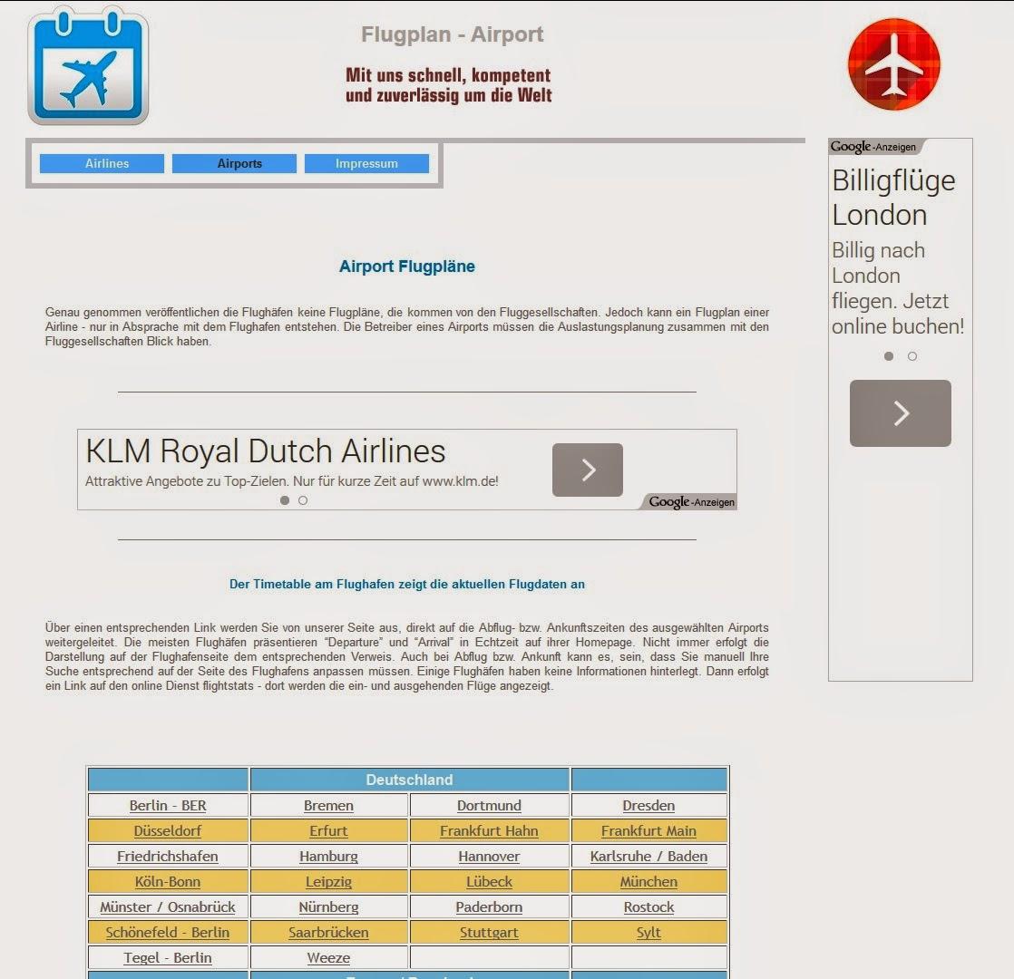 http://www.airline-flugplan.de/