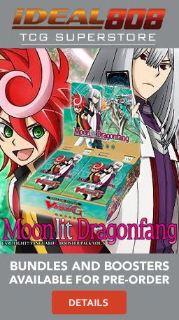 iDeal 808 Cardfight!! Vanguard G-BT05 Preorder