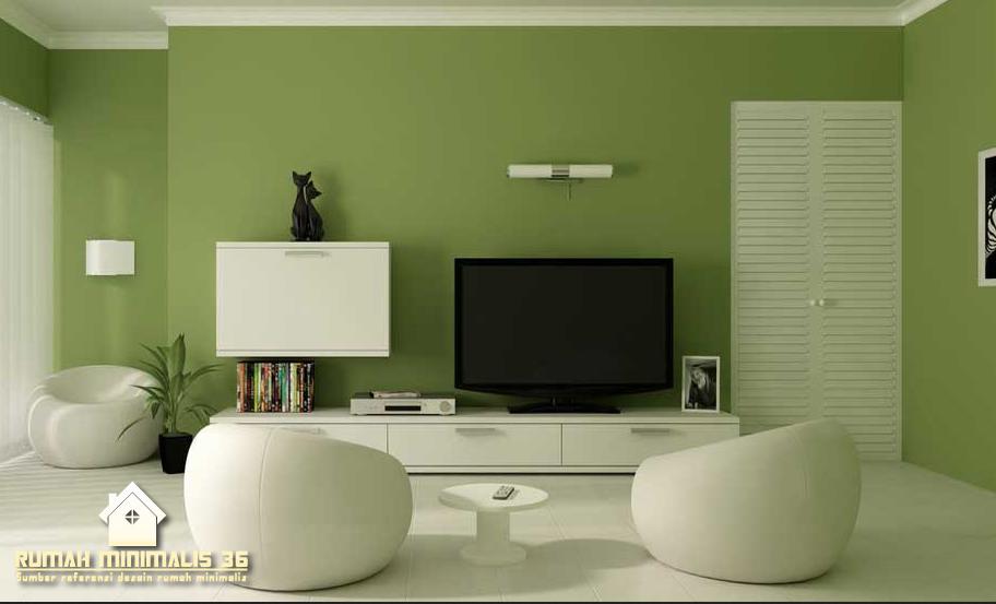 warna cat bagus inspirasi warna cat rumah minimalis