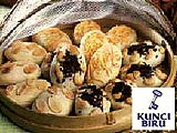 Bakpia Almond, Cokelat, Keju