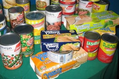 los alimentos que consumimos: conservación de los alimentos