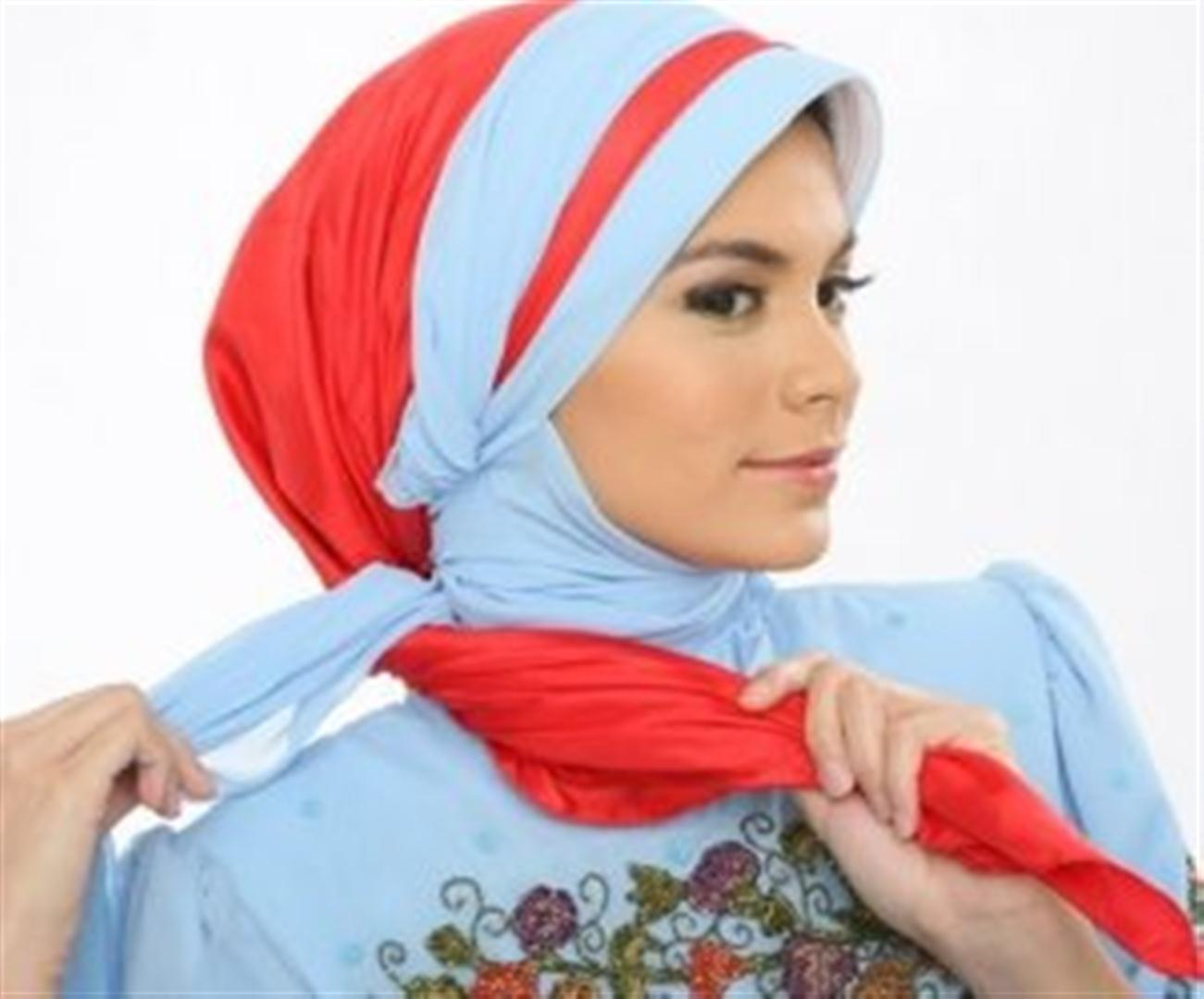 Cara memakai jilbab mudah dan modis | Jilbab islami