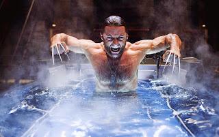 Hugh Jackman wolverine super stunt images