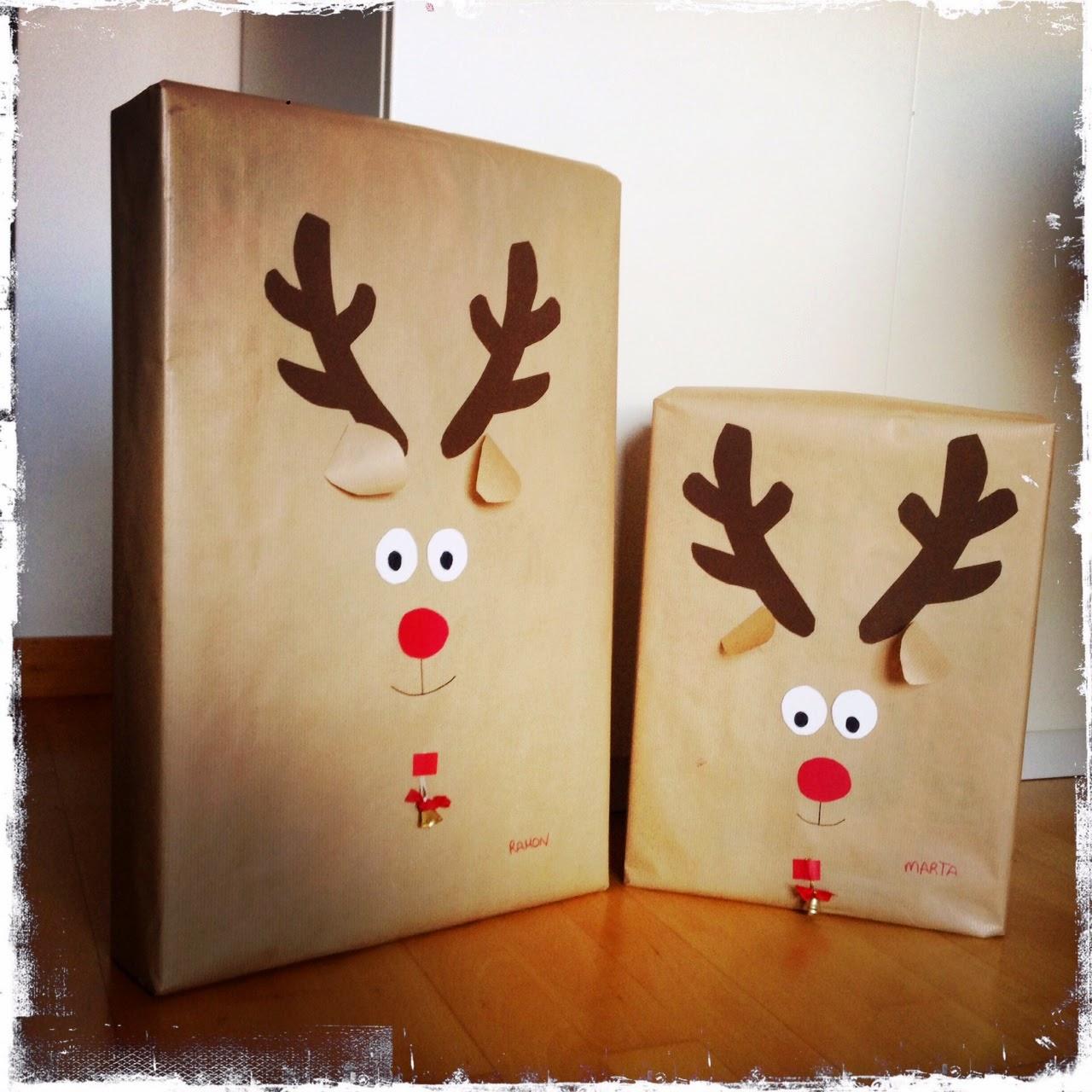 Cosas de casa envolver los regalos de manera original - Envolver regalos original ...
