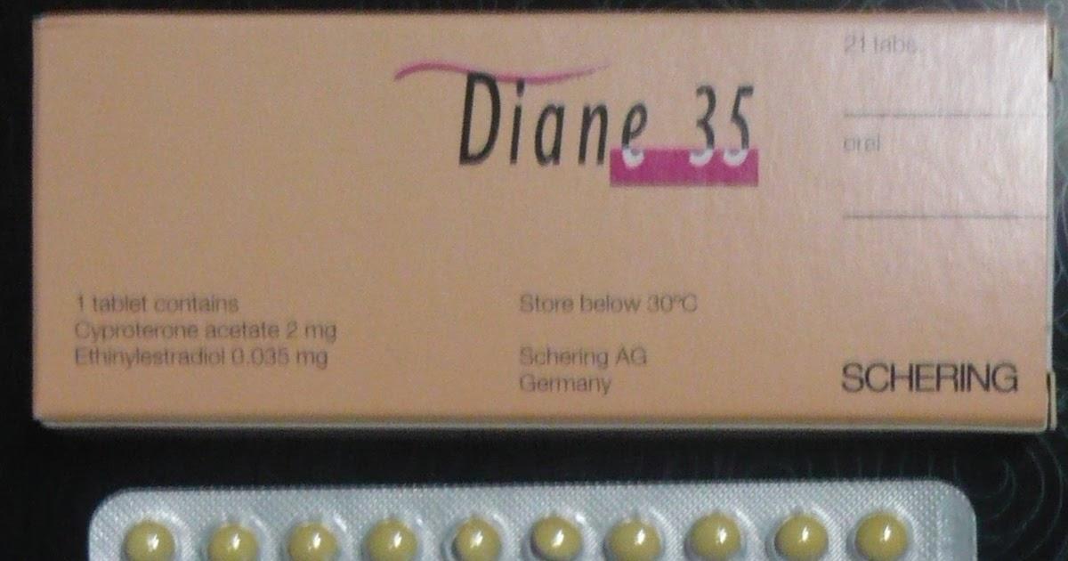 diane 35 instructions use