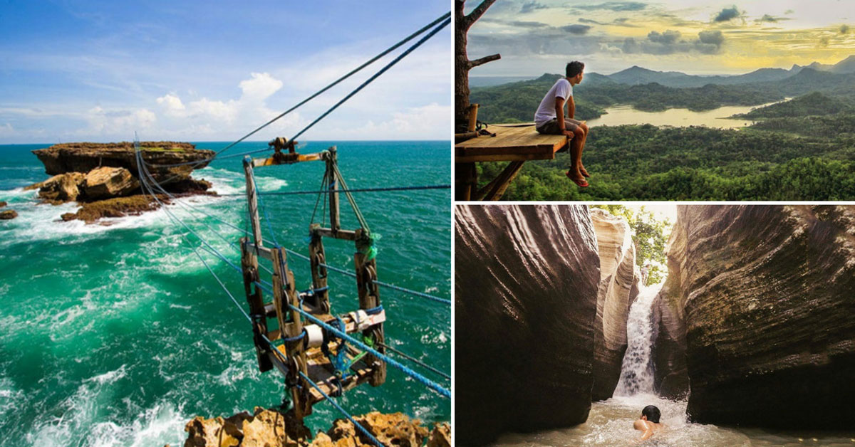 List of Challenging Yogyakarta Tourist Attractions