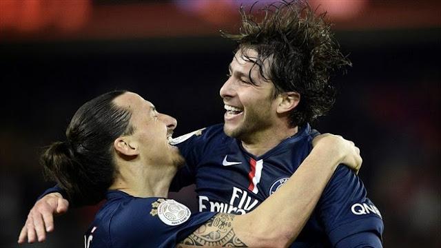 Highlights PSG 6 – 0 Guingamp (Ligue 1)
