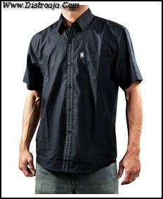 Model Pakaian Kemeja Remaja Cowok