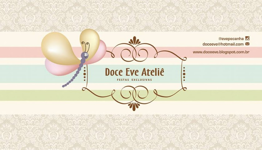 Doce Eve Ateliê | Festas Exclusivas