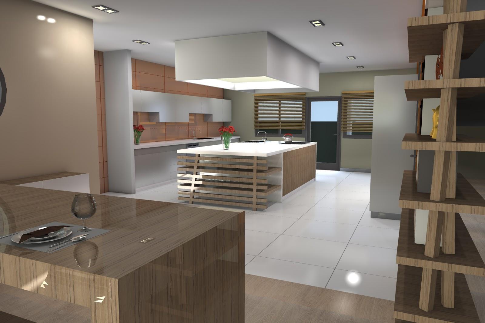 Hugo Vaz: Remodelação de Cozinha e Sala de Estar Moçambique #5F4E3E 1600 1067
