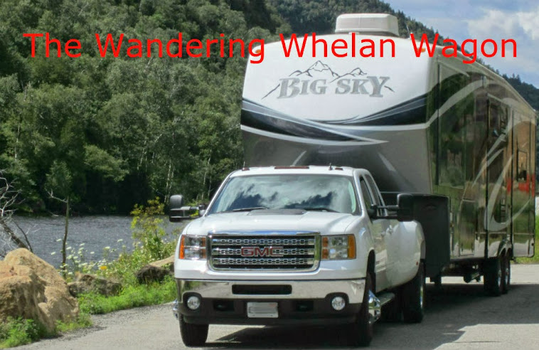 The Wandering Whelan Wagon