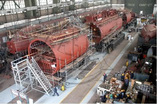 Kapal Selam Lokomotif Kemajuan Industri RI