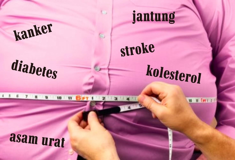 Bukan Cuma Mengundang Penyakit, Obesitas Ternyata Juga Bisa Bikin Depresi