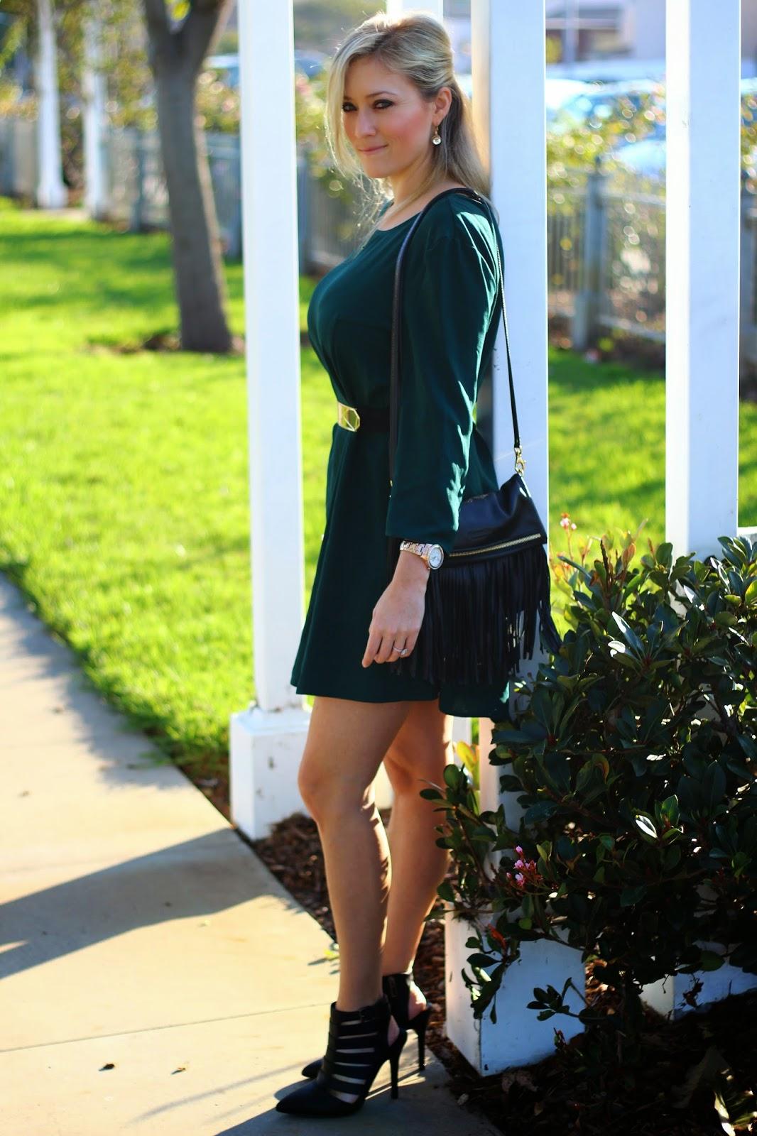 shift dress, hammitt la, street style, amiclubwear