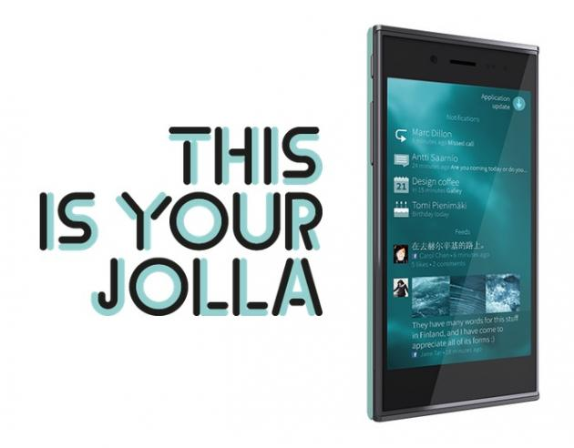 The Creative Jolla Smartphone