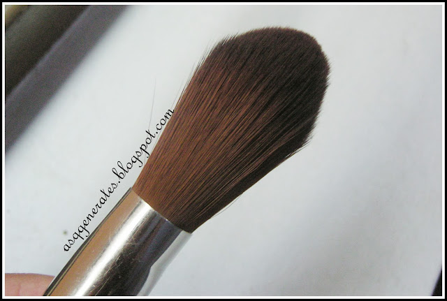 Body Shop Face and Body Brush side view
