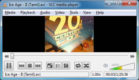 Zoom videos in vlc vlc media player secrets step 2 then clicks alt1 in keyboard its shows small size video screen or simply clicks z in first time ccuart Images