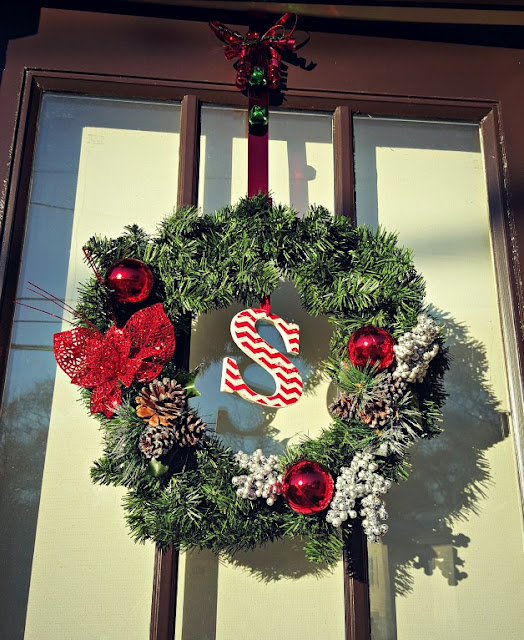 Cordier Events Hanging ornament Wreath