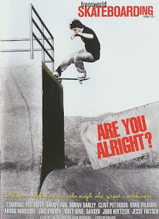SKATERNOISE TRANSWORLD - Are You Alright?