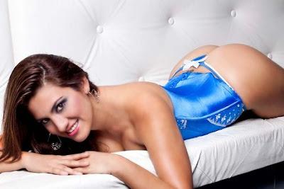Hilda Tirabantti Hilda Tirabantti, anfitriona y modelo que ya seduce