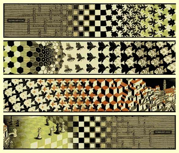 M.C. Escher Artwork