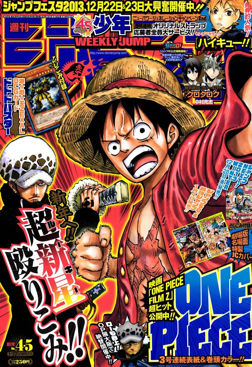 One Piece 852