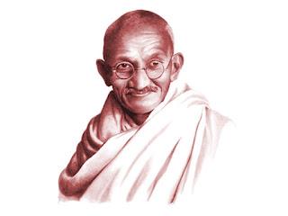 பெருமை! Gandhiji