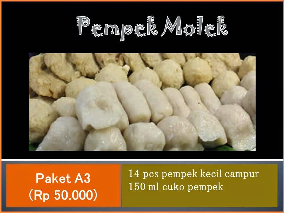 Paket A.3 Rp 50.000