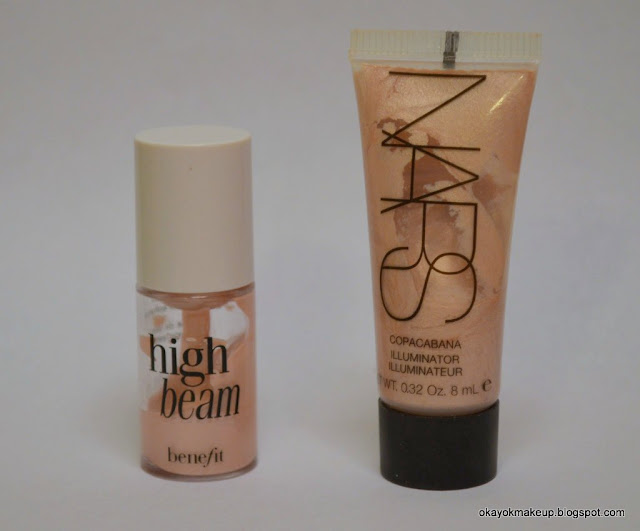 benefit nars highlighter