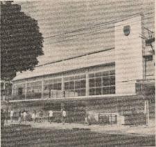 Sede do Bonsucesso em 1968.