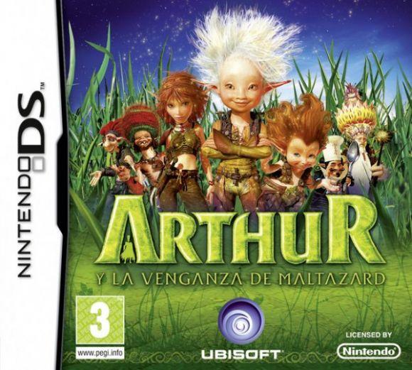 Arthur y la venganza de Maltazard [DS] Español [MG]