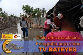 Ciclo capacitación RED TV BATEYES