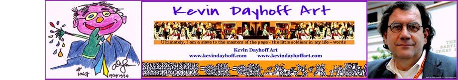 Kevin Dayhoff Art