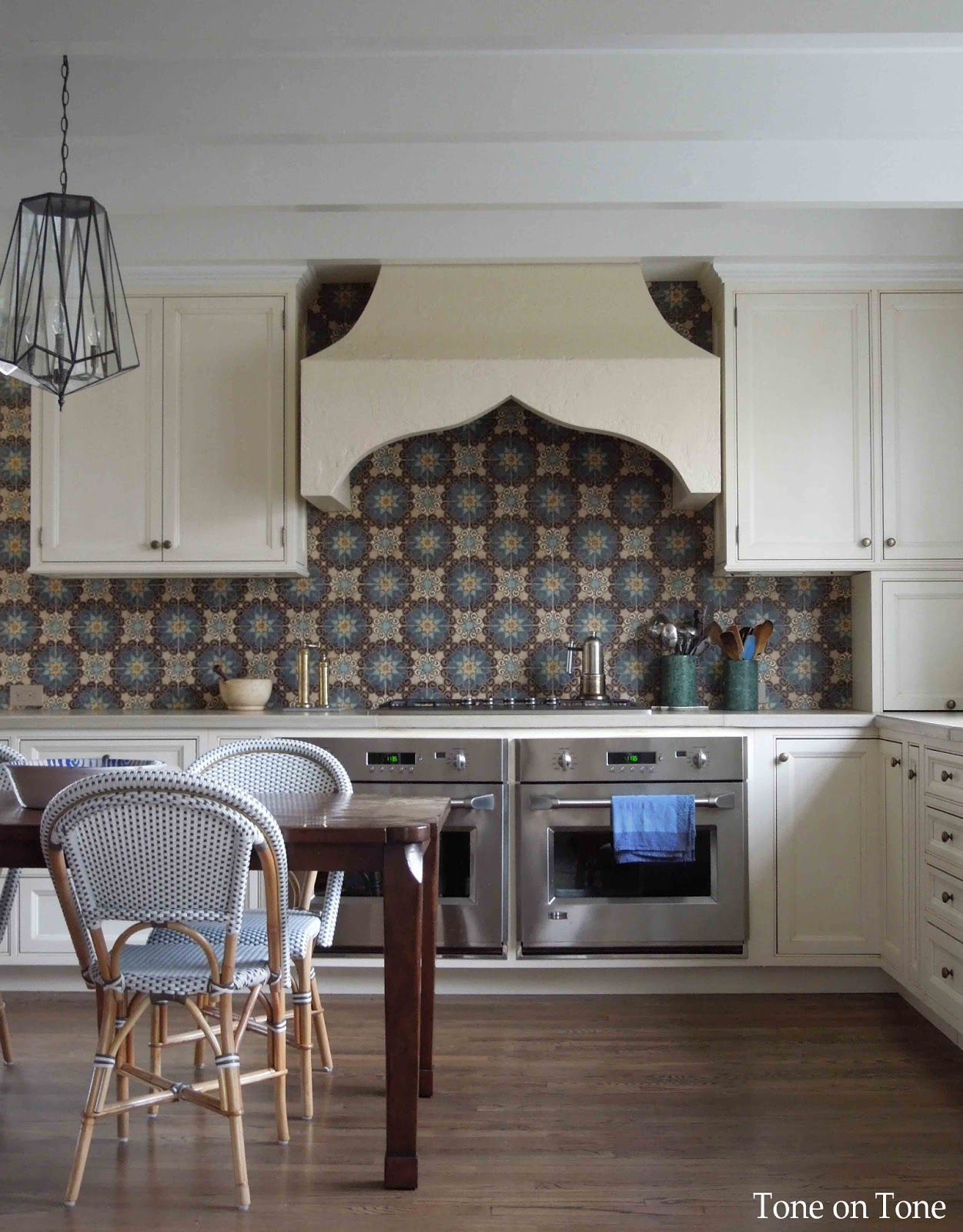 Tone on tone morocco reflections and a kitchen for Moroccan inspired kitchen design