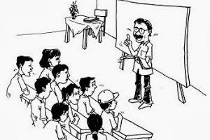 Menjadi Guru Profesional Dan Guru Teladan
