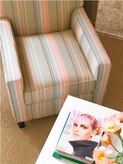 An Indoor Sofa Covered In A Variety Of Joeu0027s Fabrics For Sunbrella.