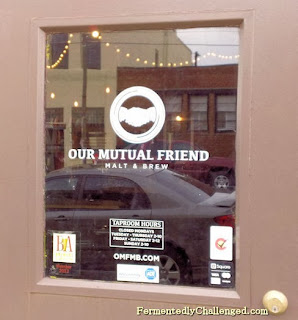 Our Mutual Friend Malt & Brew