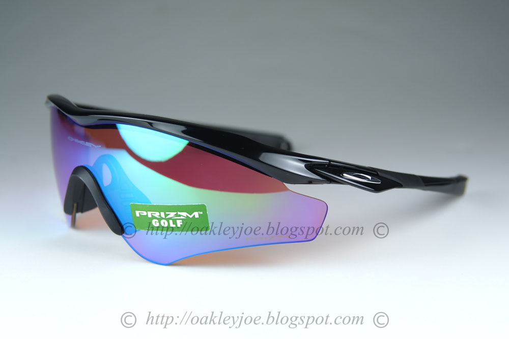 oo9345 07 m2 frame asian fit polished black g30 prizm iridium 250 lens pre coated with oakley hydrophobic nano solution