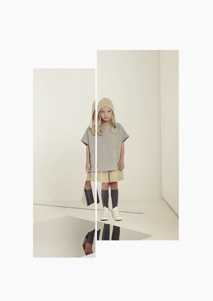 Rocket skirt by Kids on the Moon AW14 kids fashion collection