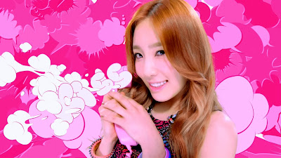 girls generation taeyeon beep beep