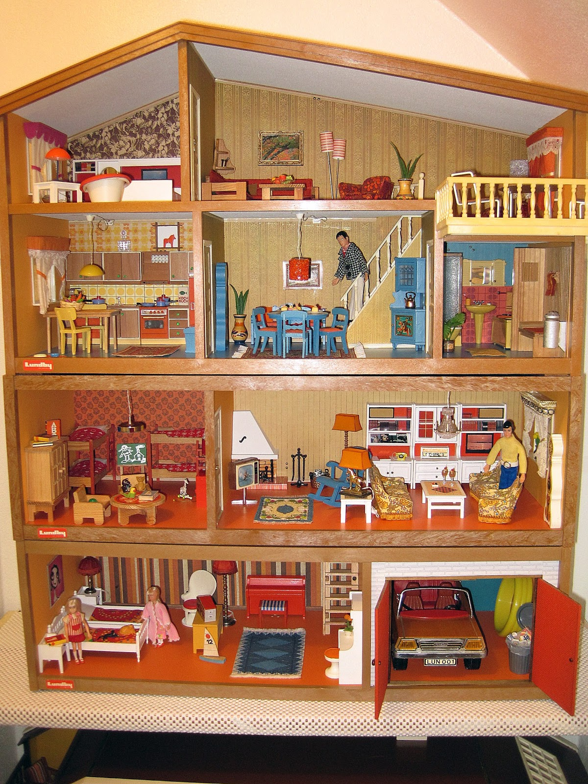 1000 images about lundby dollhouse on pinterest toys for 80s furniture for sale