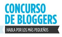 Concurso Bloggers HABLANDo por los mas pequeños