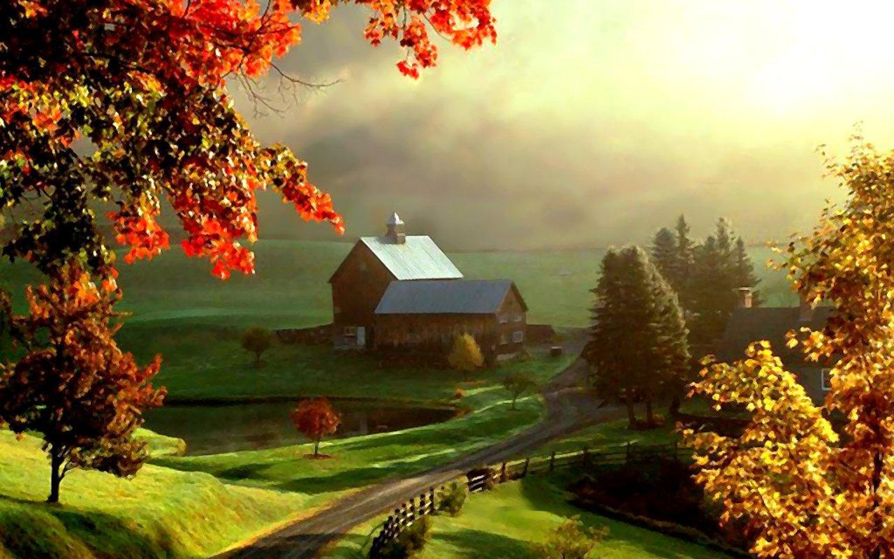 Imagini desktop cu peisaje