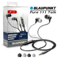 Snapdeal: Buy Blaupunkt Pure Talk In Ear Earphones at Rs -1050